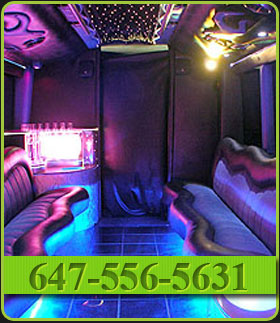 Get a Quote for Party Bus Rentals