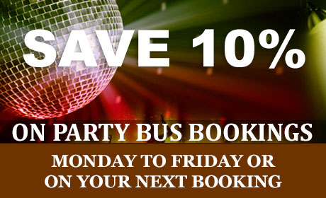 Premium Party Bus Toronto | Limo Bus and Party Bus Rentals